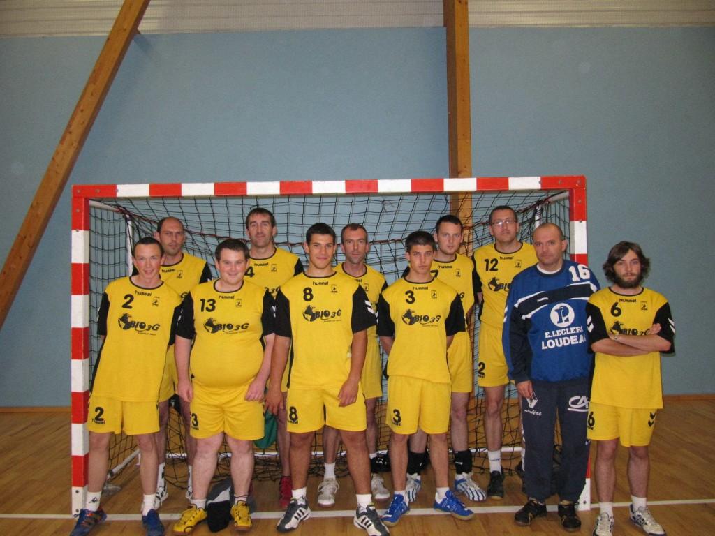 Samedi 18 septembre 2010Club de handball seniorMerdrignac