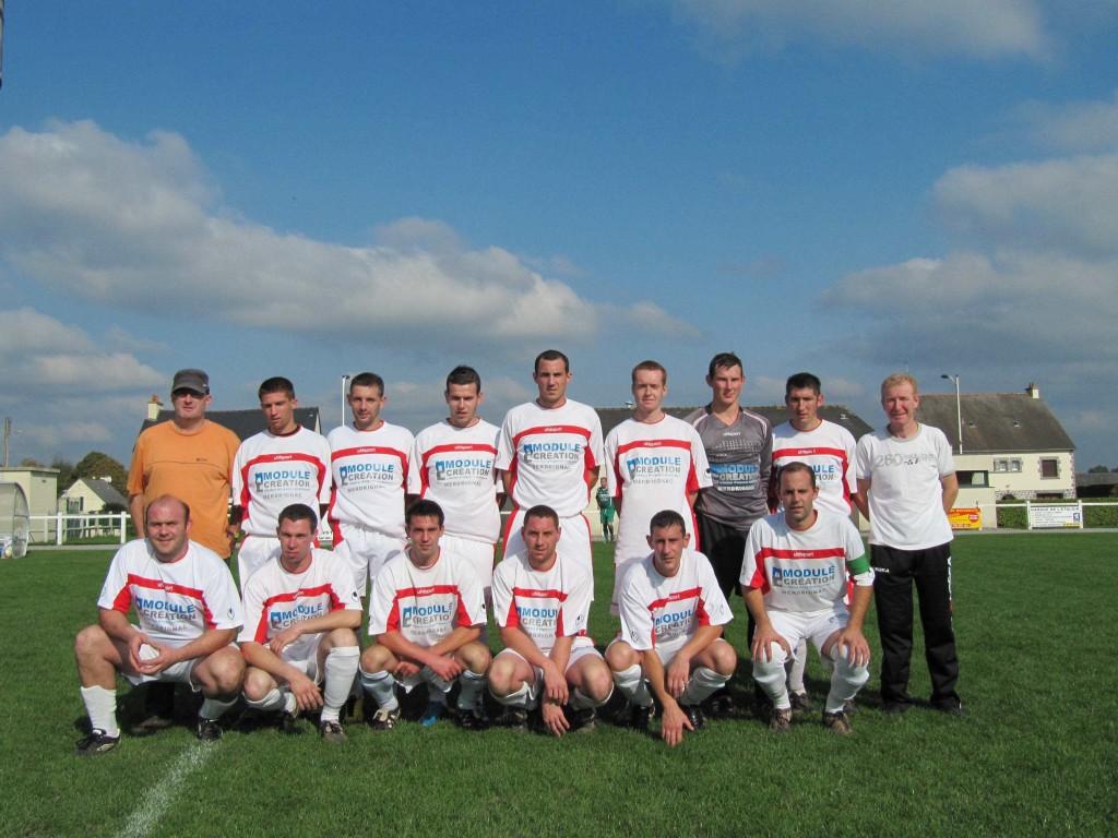Dimanche 10 octobre 2010L'équipe B, footballMerdrignac