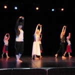 rencontres departementales de danse 2012