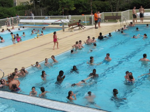 5 778 personnes ont fr quent la piscine aquaval en for Piscine 5 juillet
