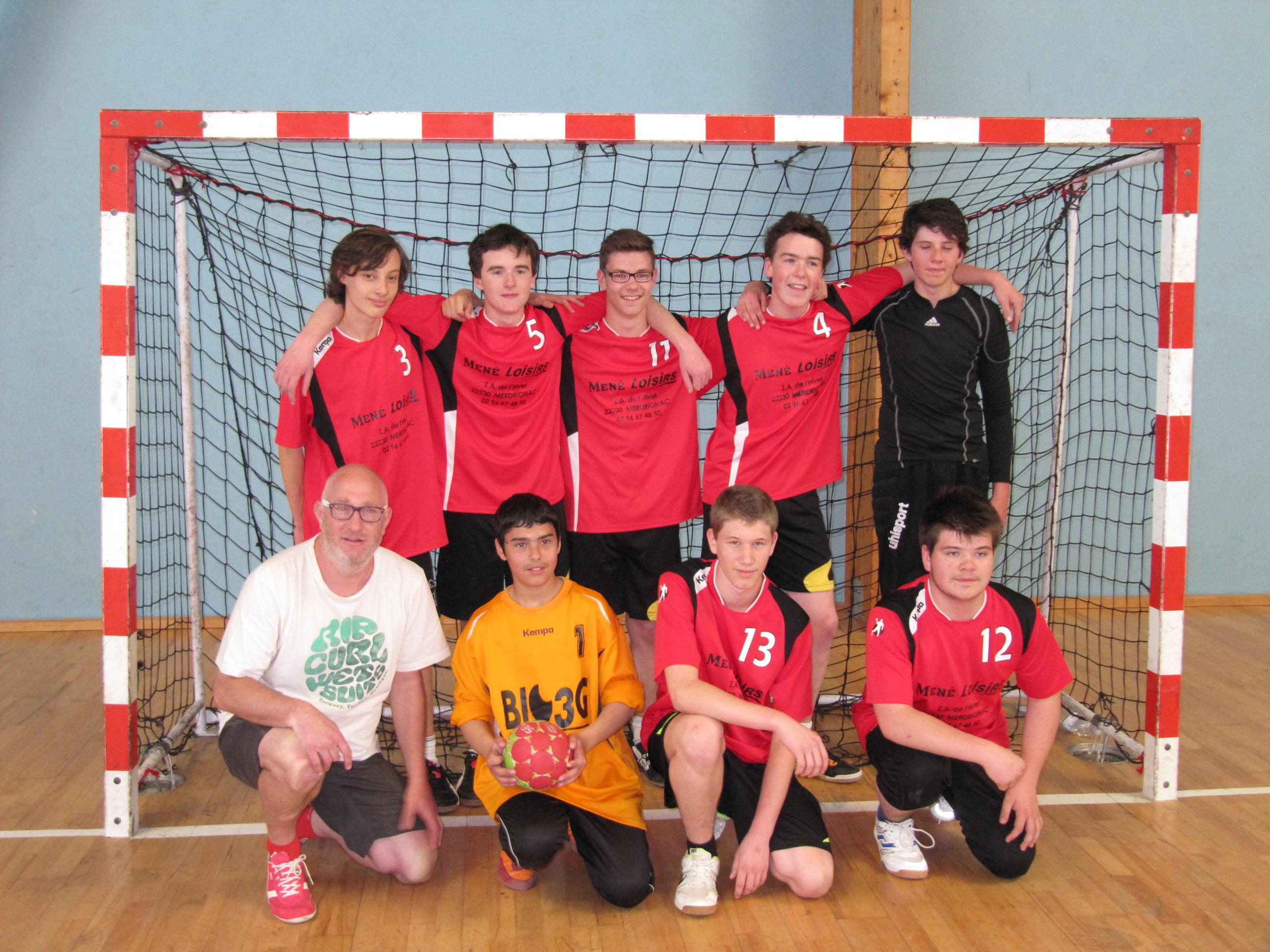 excellence départementale handball senior